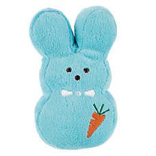 PEEPS® Carrot Bunny Dog Toy - Squeaker