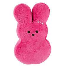 PEEPS® Bunny Dog Toy - Squeaker