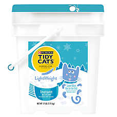 Purina® TIDY CATS® LightWeight Instant Action Clumping Cat Litter