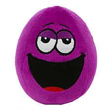 Grreat Choice® Big Smile Egg Dog Toy - Squeaker
