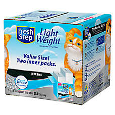 Fresh Step® with Febreze Lightweight Extreme Cat Litter - Clumping