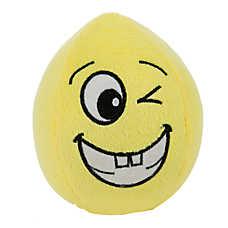 Grreat Choice® Winking Eye Egg Dog Toy - Squeaker