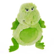 Top Paw™ Swirl Frog Dog Toy - Squeaker