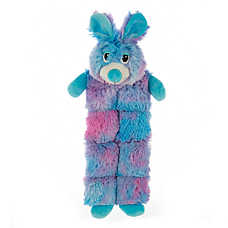 Top Paw™ Swirl Bunny Mat Dog Toy - Squeaker