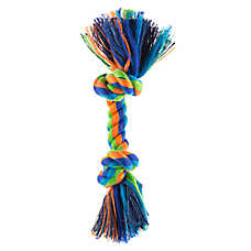 Top Paw® 2 Knot Rope Bone Dog Toy