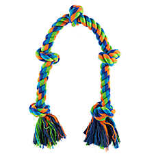 Top Paw® 5 Knot Rope Dog Toy