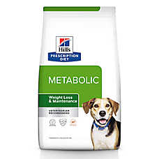 Hill's® Prescription Diet® Metabolic Weight Management Dog Food - Lamb & Rice