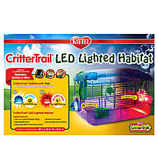 KAYTEE® Critter Trail Lighted Small Pet Habitat