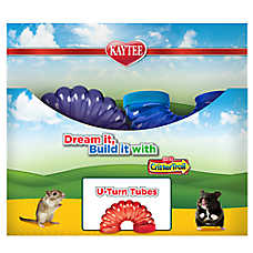 KAYTEE® Critter Trail FUN-NEL U-Turn Tube Small Pet