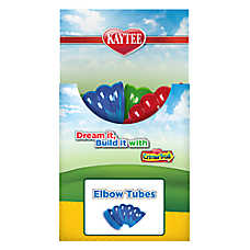 KAYTEE® Critter Trail FUN-NEL Elbow Tube Small Pet