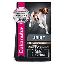Eukanuba® Adult Maintenance Dog Food - Lamb & Rice