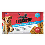 TurboPUP Meal Replacement Bar Dog Treat - Natural, Grain Free, Bacon