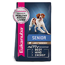Eukanuba® Senior Maintenance Dog Food - Lamb & Rice