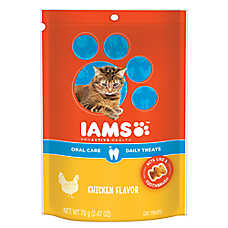 Iams® ProActive Health™ Dental Cat Treat - Chicken