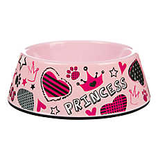Whisker City® Princess Cat Bowl