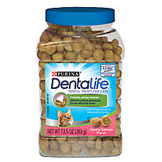 Purina® DentaLife Dental Cat Treats - Salmon