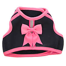 Top Paw® Sporty Bow Reflective Dog Harness
