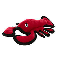 TUFFY® Lobster Dog Toy - Squeaker