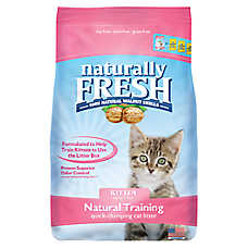 BLUE Naturally Fresh® Natural Training Kitten Litter - Clumping