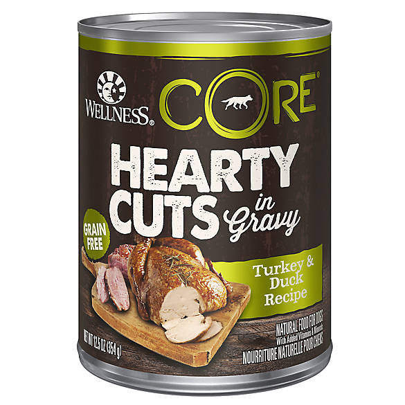 Wellness 174 Core 174 Hearty Cuts Dog Food Natural Grain Free