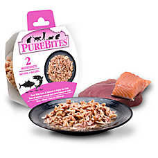 PureBites® Cat Food - Grain Free, Natural, Tuna & Salmon