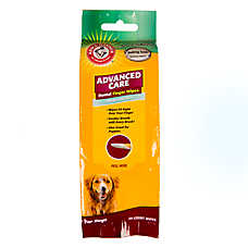 ARM & HAMMER™ Advanced Care Dental Finger Wipes