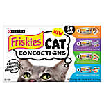 Purina® Friskies® Cat Concoctions Cat Food - Variety Pack, 24 ct
