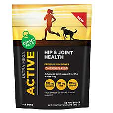 GNC Pets® Hip and Joint Health Mini Bones