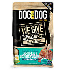 Dog For Dog DogsFood - Natural, Lamb Meal & Brown Rice