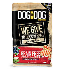 Dog For Dog DogsFood - Grain Free, Natural, Salmon Meal