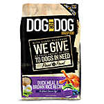 Dog For Dog DogsFood - Natural, Duck Meal & Brown Rice