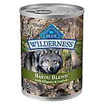 BLUE Wilderness® Bayou Blend Dog Food - Grain Free, Gluten Free, Alligator & Catfish