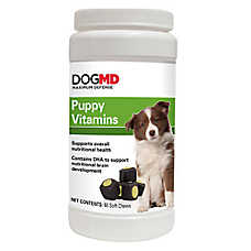 Dog MD™ Maximum Defense Puppy Vitamins