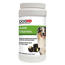 Dog MD™ Maximum Defense Adult Vitamins