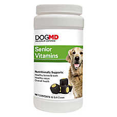 Dog MD™ Maximum Defense Senior Vitamins