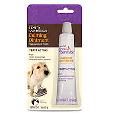 SENTRY® GOOD Behavior® Calming Dog Ointment