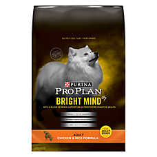 Pro Plan® Bright Mind™Adult Dog Food - Chicken & Rice