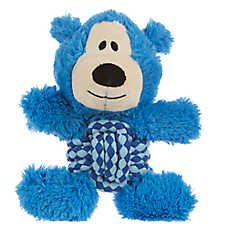 KONG® Weave Knots Bear Dog Toy