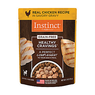 Instinct raw - wet food