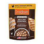 Nature's Variety® Instinct® Healthy Cravings Dog Food Topper - Natural, Grain Free, Chicken