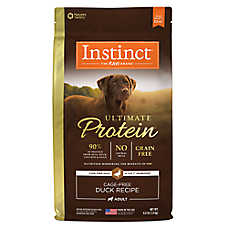 Nature's Variety® Instinct® Ultimate Protein Dog Food - Grain Free, Duck