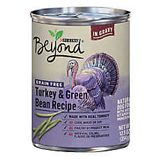Purina® Beyond Natural Dog Food - Grain Free, Turkey & Green Bean