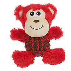 KONG® Weave Knots Monkey Dog Toy