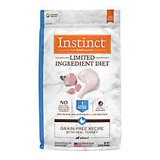 Nature's Variety® Instinct® Limited Ingredient Diet Dog Food - Grain Free