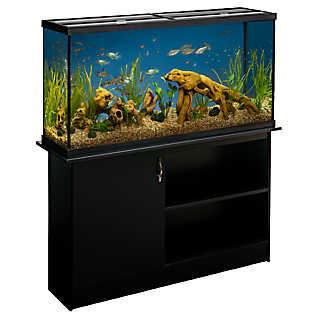 Marineland® 60 gal. Heartland LED aquarium with stand