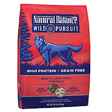 Natural Balance Dog Food Kcal Cup