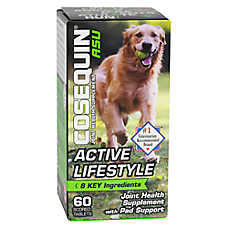 Cosequin® ASU Active Lifestyle Joint Health Dog Supplement