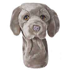 Daphne's Weimaraner Golf Club Headcover