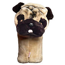 Daphne's Pug Golf Club Headcover