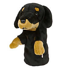 Daphne's Dachshund Golf Club Headcover